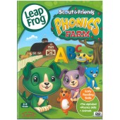 Leap Frog - Scout & Friends - Phonics Farm