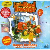 Little Red Tractor - Happy Birthday (Vol. 1) (VCD)