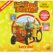 Little Red Tractor - Let's Go! (Vol. 2) (VCD)