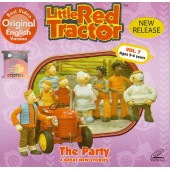 Little Red Tractor - The Party (Vol. 7) (VCD)