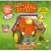 Little Red Tractor - The Town Boy (Vol. 8) (VCD)