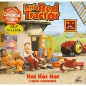 Little Red Tractor - Hot Hot Hot (Vol. 13) (VCD)