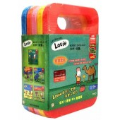 Let's Draw with Louie Boxset 2 ‒ Vol. 6-10