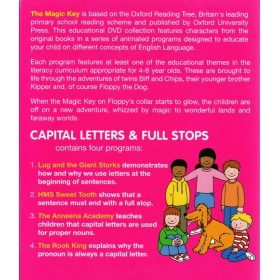 The Magic Key Vol 1 - Capital Letters & Full Stops