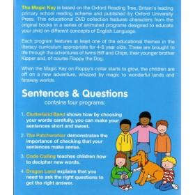 The Magic Key Vol 2 - Sentences & Questions