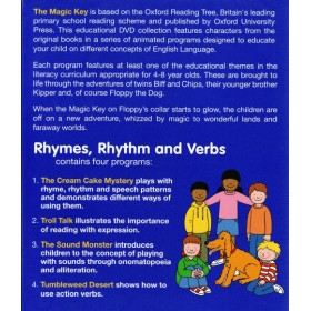 The Magic Key Vol 5 - Rhymes, Rhythm and Verbs