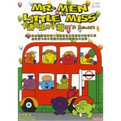 Mr. Men and Little Miss DVD Boxset 1