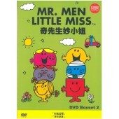 Mr. Men Little Miss 2-DVD Boxset 2