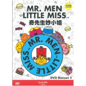 Mr. Men Little Miss 2-DVD Boxset 3