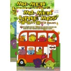 Mr. Men and Little Miss DVD Boxset 1 + 2