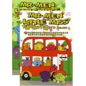 Mr. Men and Little Miss DVD Boxset 1 + 2