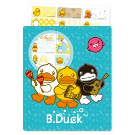 B. Duck Name Stickers (Medium)