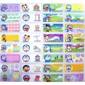 Doraemon Name Stickers (Small)