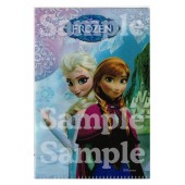 Frozen Name Stickers (Medium)