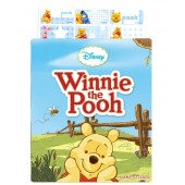 Winnie The Pooh Name Stickers (Medium)