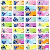 Stitch Name Stickers (Small)