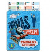 Thomas Name Stickers (Small)
