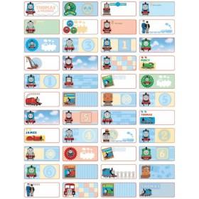 Thomas Name Stickers (Small)