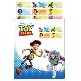 Toy Story Name Stickers (Medium)