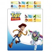 Toy Story Name Stickers (Small)