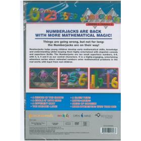 Numberjacks Series 2 Vol. 2