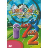 Numberjacks Series 1 Vol. 2