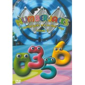 Numberjacks Series 1 Vol. 3