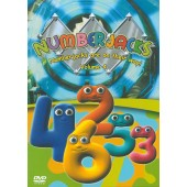 Numberjacks Series 1 Vol. 4