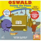 Oswald - Fixing the Piano & other stories (VCD)