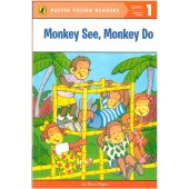 Penguin Young Readers - Monkey See, Monkey Do