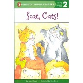 Penguin Young Readers - Scat, Cats!
