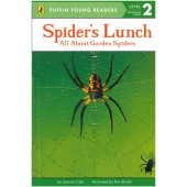 Penguin Young Readers - Spider's Lunch All About Garden Spiders