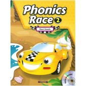 Phonics Race Book 2 - Short Vowels