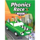 Phonics Race Book 3 - Long Vowels