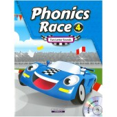 Phonics Race Book 4 - Two Letter Sounds