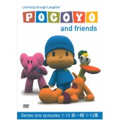 Pocoyo and Friends Series 1