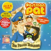 Postman Pat - The Pirate Treasure (Feature Length Special) (VCD)