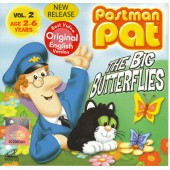 Postman Pat - The Big Butterflies (Vol. 2) (VCD)