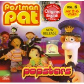 Postman Pat - Popstars (Vol. 5) (VCD)