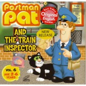 Postman Pat and the Train Inspector (Vol. 6) (VCD)