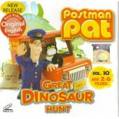 Postman Pat - Great Dinosaur Hunt (Vol. 10) (VCD)