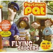Postman Pat - The Flying Saucers (Vol. 12) (VCD)