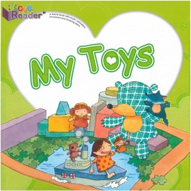 Love Reader <All About Me> - My Toys