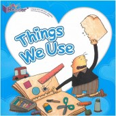 Love Reader <All Around Me> - Things We Use