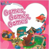 Love Reader <My Environment> - Games, Games, Games
