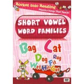 Rocket Into Reading - Short Vowel Word Families