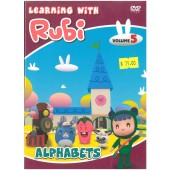 Learning With Rubi Vol. 5 - Alphabets