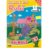 Learning With Rubi Vol. 2 - Animals