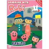 Learning With Rubi Vol. 3 - Fruits