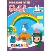 Learning With Rubi Vol. 4 - Colours